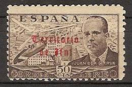 Ifni 060 ** Juan De La Cierva. 1949. - Ifni