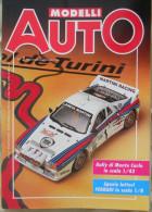 MODELLI AUTO - N.2 - GENNAIO/FEBBRAIO 1994 - Magazines