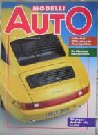 MODELLI AUTO - N.7 - NOVEMBRE/DICEMBRE 1994 - Magazines