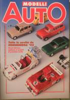 MODELLI AUTO - N.9 - Marzo/Aprile 1995 - Magazines