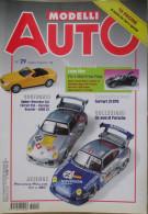 MODELLI AUTO - N.29 - LUGLIO/AGOSTO 1998 - PORSCHE 50 ANNI - Magazines