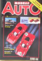 MODELLI AUTO - N.32 - GENNAIO/FEBBRAIO 1999 - Magazines