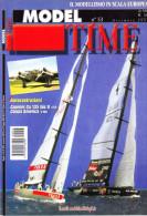 MODEL TIME - N.53 - DICEMBRE 2000 - COPPA AMERICA - Magazines
