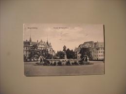 ALLEMAGNE SAXE ANHALT MAGDEBURG KAISER WILHELM PLATZ - Magdeburg