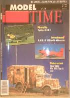 MODEL TIME - N.54 - GENNAIO 2001 - BENELLI M36 - Magazines