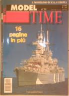 MODEL TIME - N.55 - FEBBRAIO 2001 - R.S.O. SKODA - Magazines