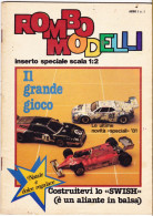 ROMBO MODELLI - N.1 ANNO I - Magazines