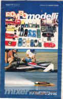 ROMBO MODELLI - N.21 1982 - Magazines