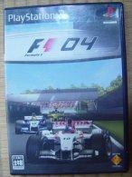 PS2 Japanese Japanese : F1 04 Sony - Sony PlayStation