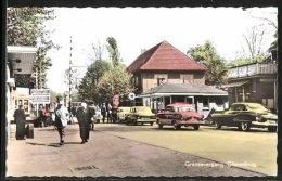 CPA Glanerbrug, Grensovergnag, Grenzübergang, Automobiles - Douane