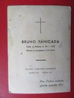 """LUTTINO """"FORCHE IN PIAZZA - CANNOBIO 3-9 SETTEMBRE 1944"""" - Tristissimo, Storico Reperto Della Guerra Civile 1943/45 - Documents Historiques"""