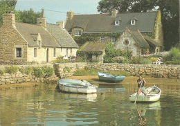 22 - Vacances Au Vieux Passage - CPM Editions D'Art JOS Le Doaré [Plouhinec - Barques] - France