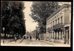 51 Epernay. Rempart De La Motte - Epernay