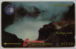 DOMINICA - GPT - 3CDMA - $10 - Used - Dominica