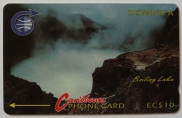 DOMINICA - GPT - 3CDMA - $10 - Used