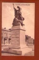 1 Cpa CHÂTELET - Le Monument Belge Aux Héros De La Grande Guerre - Châtelet