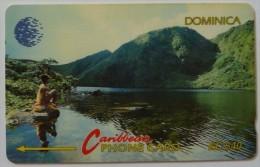DOMINICA - GPT - 5CDMA - $40 - DOM-5A - Mint
