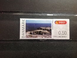Denemarken / Denmark - ATM Landschappen (0.50) 2010 Very Rare! - Used Stamps