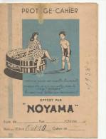PROTEGE CAHIER CIRAGE NOYAMA - Protège-cahiers