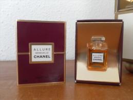 ACHAT IMMEDIAT;;;;MINIATURE ALLURE SENSUELLE DE CHANEL PARFUM 1,5 ML - Miniatures Modernes (à Partir De 1961)