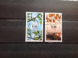 Denemarken / Denmark - Complete Serie Europa, Het Bos 2011 Very Rare! - Used Stamps