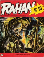 RAHAN - N° 10 - La Guerre Des Clans - Rahan