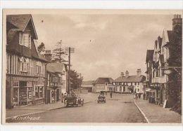 Hindhead Vintage Postcard 202a - Surrey