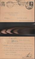 4760) OSPEDALE CIVILE DI RIMINI CON STEMMA VIAGG. 1932 CONTO SPEDALITA' - Pesaro