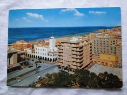 Libya Benghazi Sciara Omar El Muktar  1969 A 100 - Libye