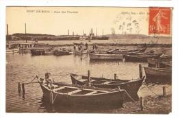 CPA 13 PORT DE BOUC Anse Des Fourmies - Autres Communes