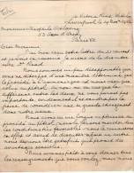 VP3671 - Tabac - Lettres De Mr Rob GREEN De LIVERPOOL Pour Mr Th. SCHOESING à PARIS - Documents
