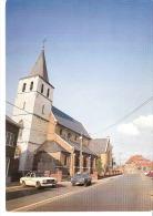 Holsbeek (Leuven-Vlaams Brabant)-De Kerk-L'Eglise-Vintage Cars-Opel-Ascona-Kadett-Edit. Huis Van Dam ,Nobelberg-Holsbeek - Holsbeek
