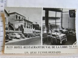 41 - BLOIS - Hotel Restaurant Du Val De Loire - 119, Quai Ulysse Bernard - Blois