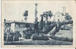 SASSO (BOLOGNA) CHIESA ARCIPRETALE DI S.NICOLO' DELLE LAGUNE -FP - Bologna