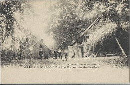 Orroir.  -   Mont De L'Enclus  -   Maison Du Garde-Bois;  1900 - Kluisbergen