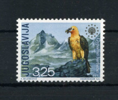 1970 JUGOSLAVIA N.1292 MNH ** - 1945-1992 Repubblica Socialista Federale Di Jugoslavia