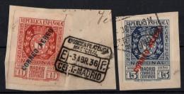 ESPAÑA Nº 729/730. - 1931-Aujourd'hui: II. République - ....Juan Carlos I