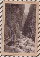 6AI1105 PHOTO RUE D'ENFER /LAFONT LUCHON 11 X 17 CM TOTAL - Anciennes (Av. 1900)