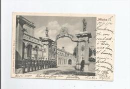 MEXICO 7531  COLEGIO MILITAR 1901 - Mexique