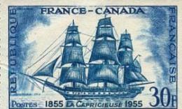 .Yvert 1035 - (Frégate La Capricieuse)+ [**] - France