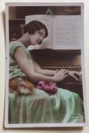 Innamorata Anno 1927 Viaggiata Fp - Coppie