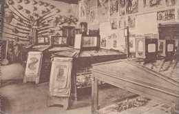 Musée Royal De L'Armée Bruxelles - Salle Des Souvenirs Allemands De La Guerre 1914-1918 - Circulé En 1924 - TBE - Musei