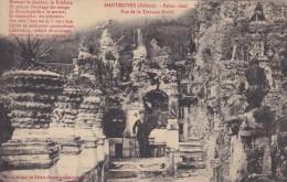 11K - 26 - Hauterives - Drôme - Palais Idéal - Vue De La Terrasse Nord - Cheval - Hauterives