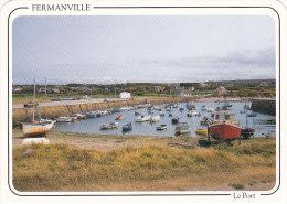 Fermanville (50) - Le Port - France