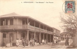 MAYOTTE  DIEGO SUAREZ  AU KIMONO RUE FLACOURT - Mayotte