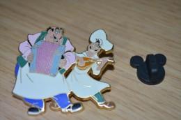 Pin´s Disney N° 19841- DLRP - Lady And The Tramp - Tony & Joe - Disney
