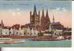 Cologne Frankenwerff - (e - 321) - Köln