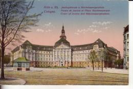 Cologne Justiagebüude - (e - 322) - Köln