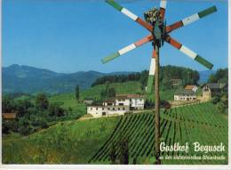 GLANZ, Gasthof Begusch An Der Südsteirischen Weinstraße, Panorama - Österreich