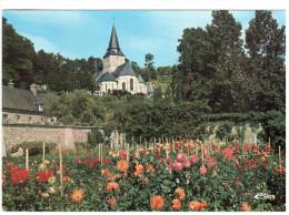 CPSM VEULETTES SUR MER 76 L EGLISE XII EME SIECLE 1973 - Francia
